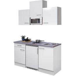 Singleküchen mit Mikrowelle