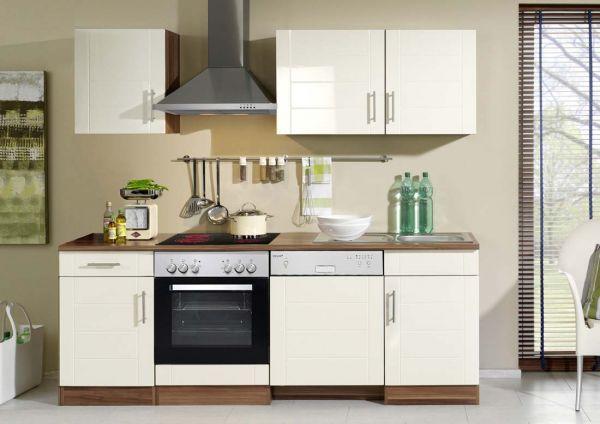 Küche Mit Geschirrspülmaschine Und Dunstabzugshaube Kuechencom