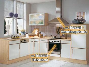 Musterküche Winkelküche Bonn