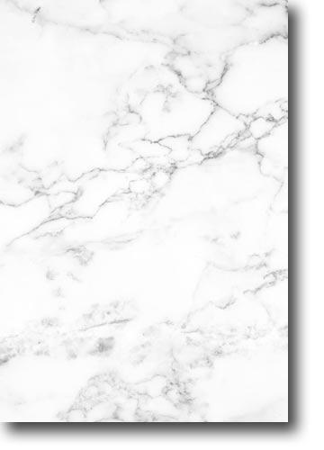 Marmor Arbeitsplatte weiß