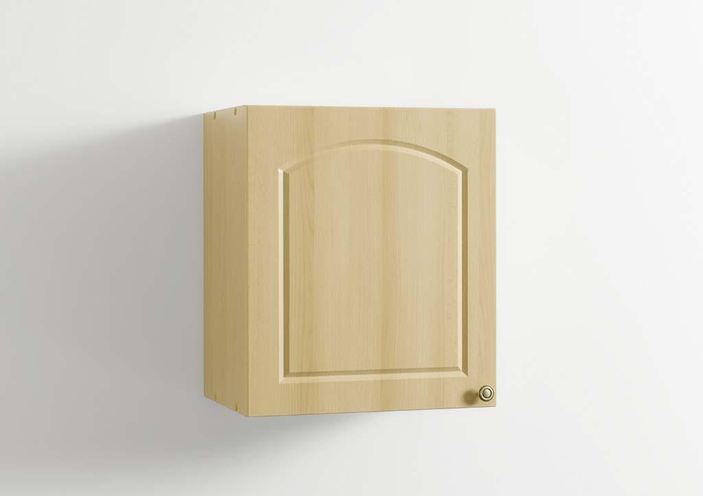 k chen h ngeschrank 50 cm buche dekor. Black Bedroom Furniture Sets. Home Design Ideas