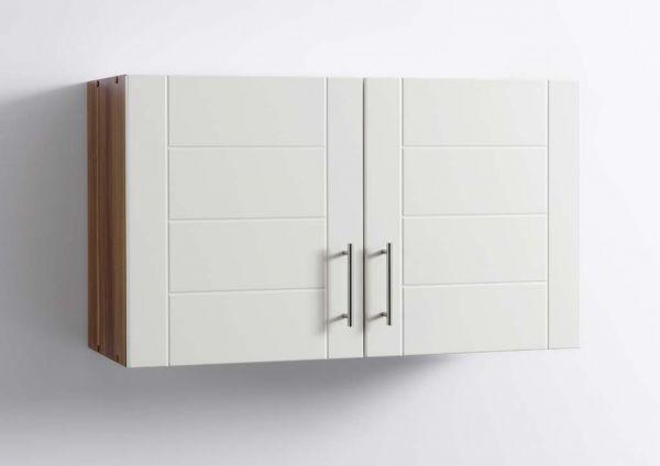 Küchen Hängeschrank Hochglanz 100 cm mit 2 türen
