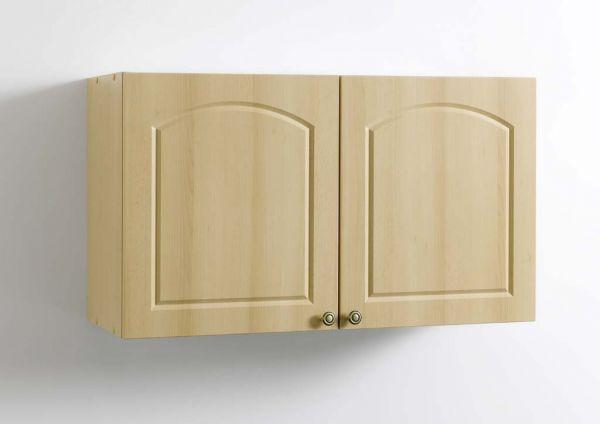 Hängeschrank Küche 100 cm Buche Dekor 2 Türen