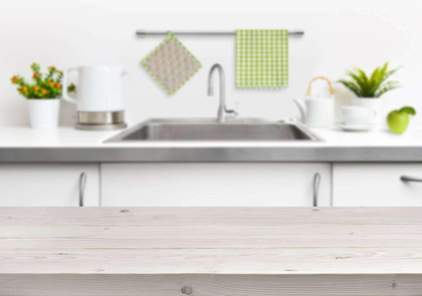 Küchenarbeitsplatte modern