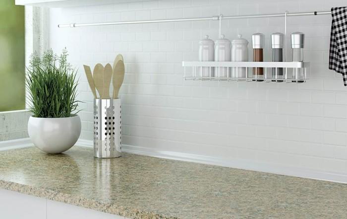 Die richtige Küchenarbeitsplatte